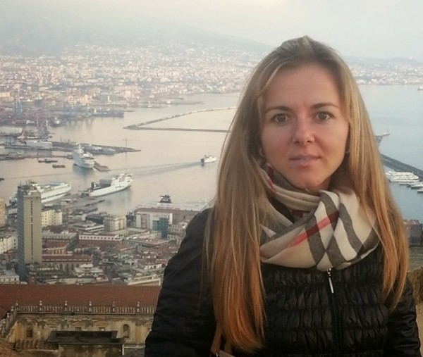 Ваш русскоязычный гид в Неаполе, Татьяна Григор