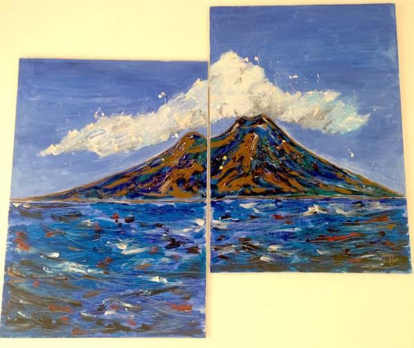 Художник в Неаполе