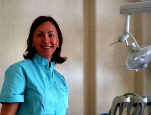 Врач стоматолог в Неаполе