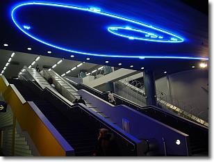 Открывая искусство станций неаполитанского метро