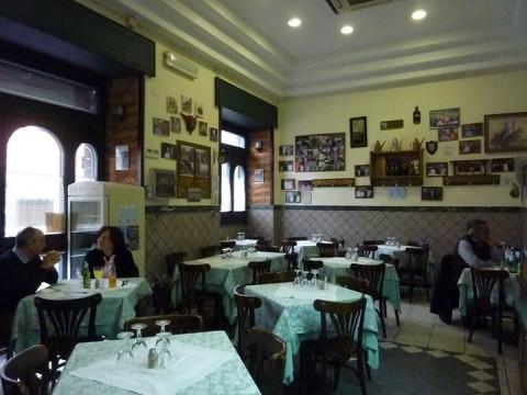 «Cafasso» пиццерия Неаполя