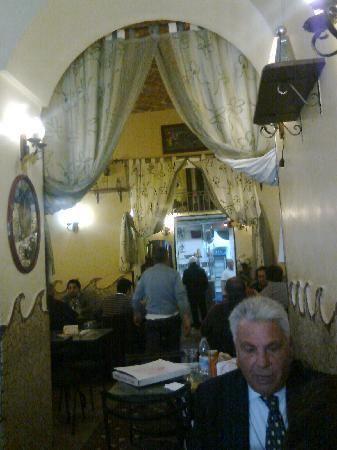 Пиццерия «Pellone» в Неаполе