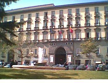 Площадь Муниципалитета (Piazza del Municipio)