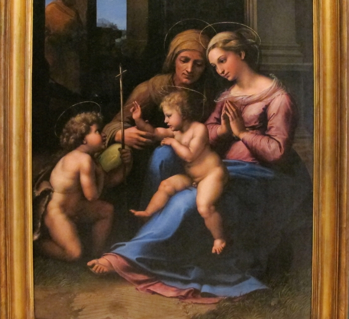 the life and paintings of raphael sanzio Raphael biography the life and work of raffaelo sanzio the high renaissance master.