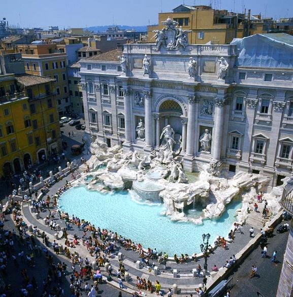 Столица Италии - рим