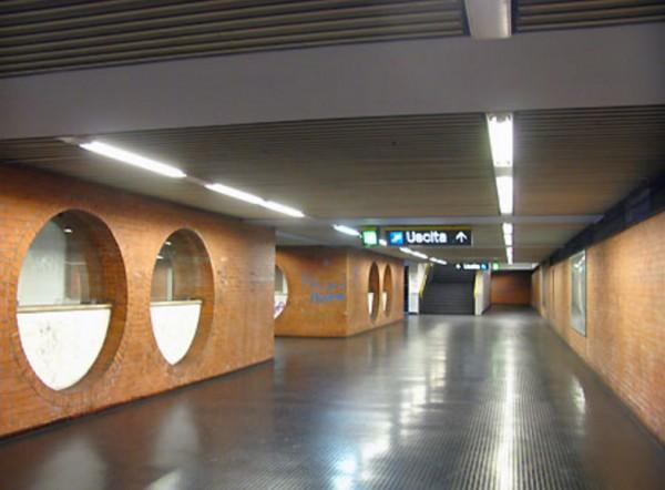 Неаполь метро - станция Colli Aminei