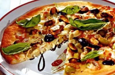 Пицца появилась впервые в Неаполе