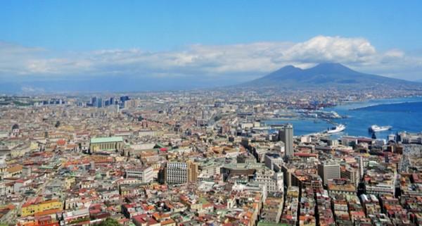 Неаполь - столица региона Кампания