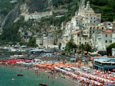 отпускного тура в Неаполь