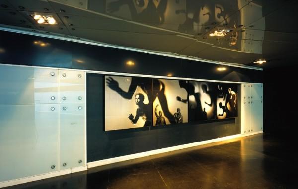 Неаполь метро - станция Музей