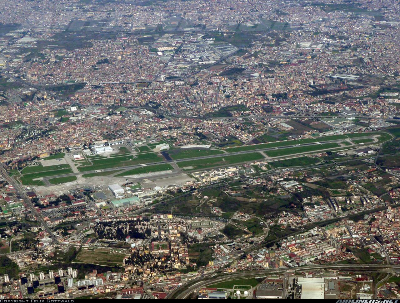 Международный аэропорт Неаполя - Каподичино