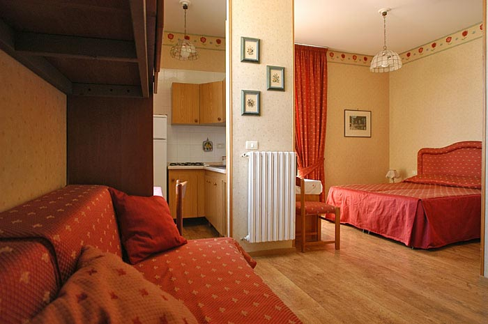Отель Terrazza - с его элегантной обстановкой