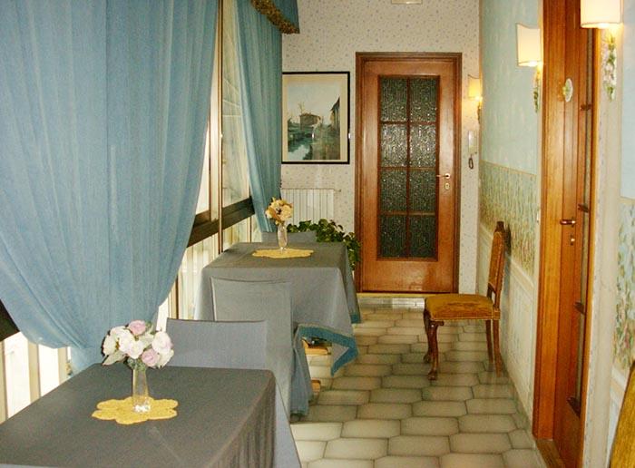 Отель Terrazza - с особой атмосферой