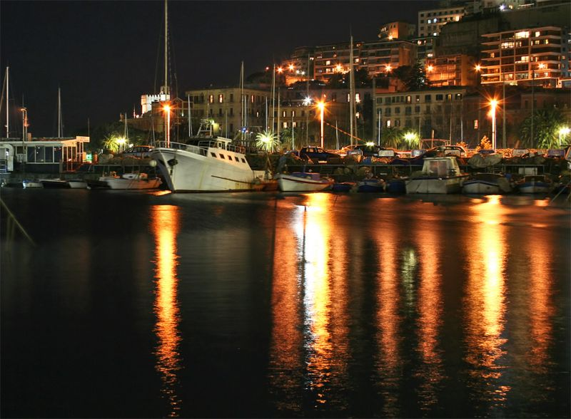 Из порта Мерджеллина