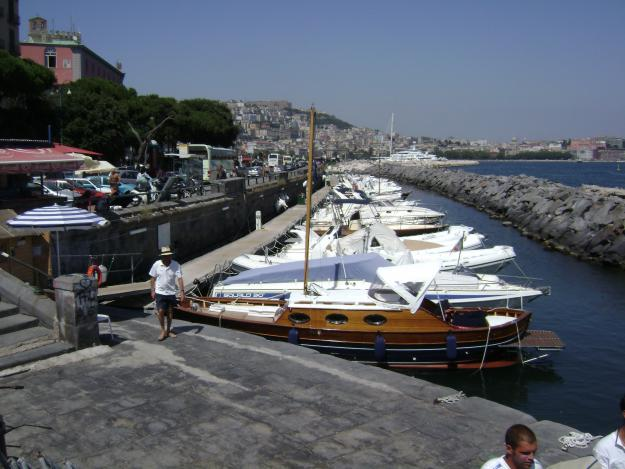 Мерджеллина – ещё один район Неаполя