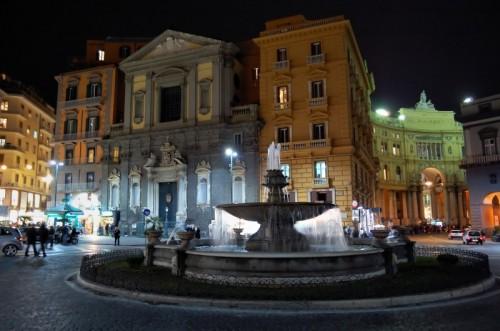 Площадь Триеста и Тренто