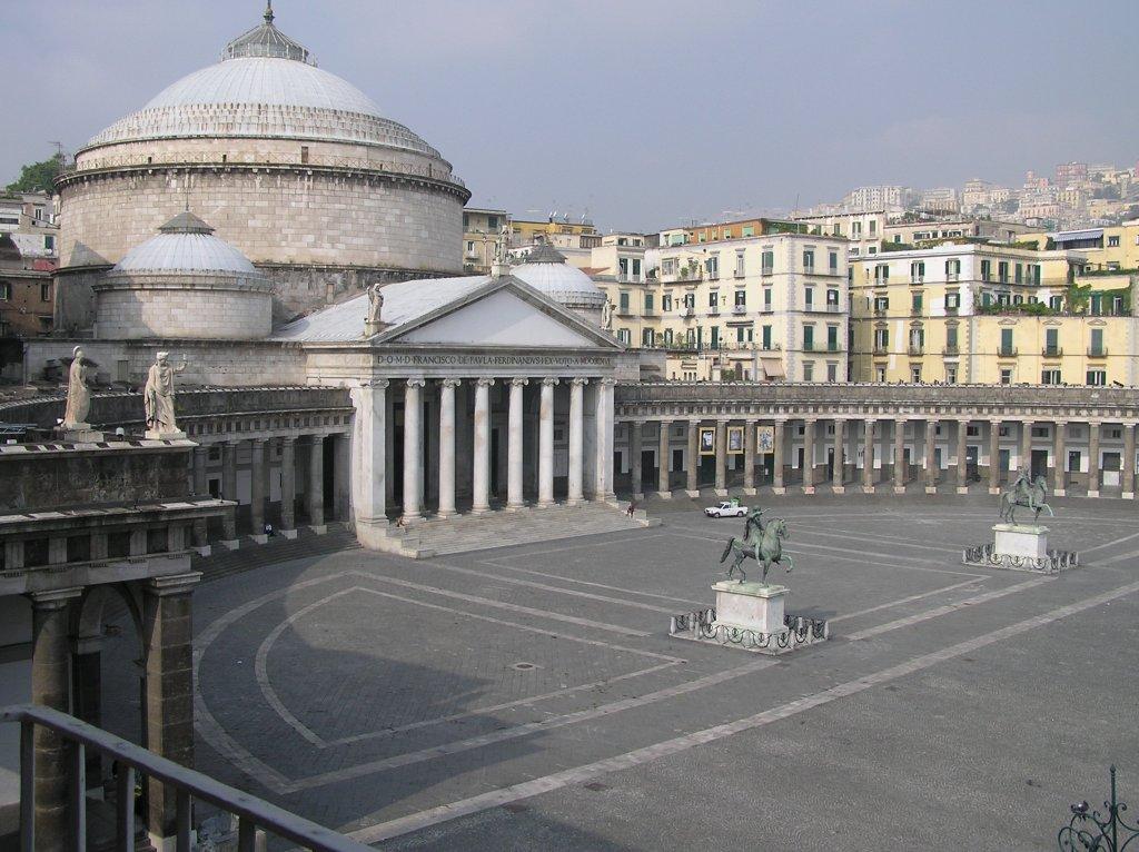 Народная площадь - Piazza del Plebiscito