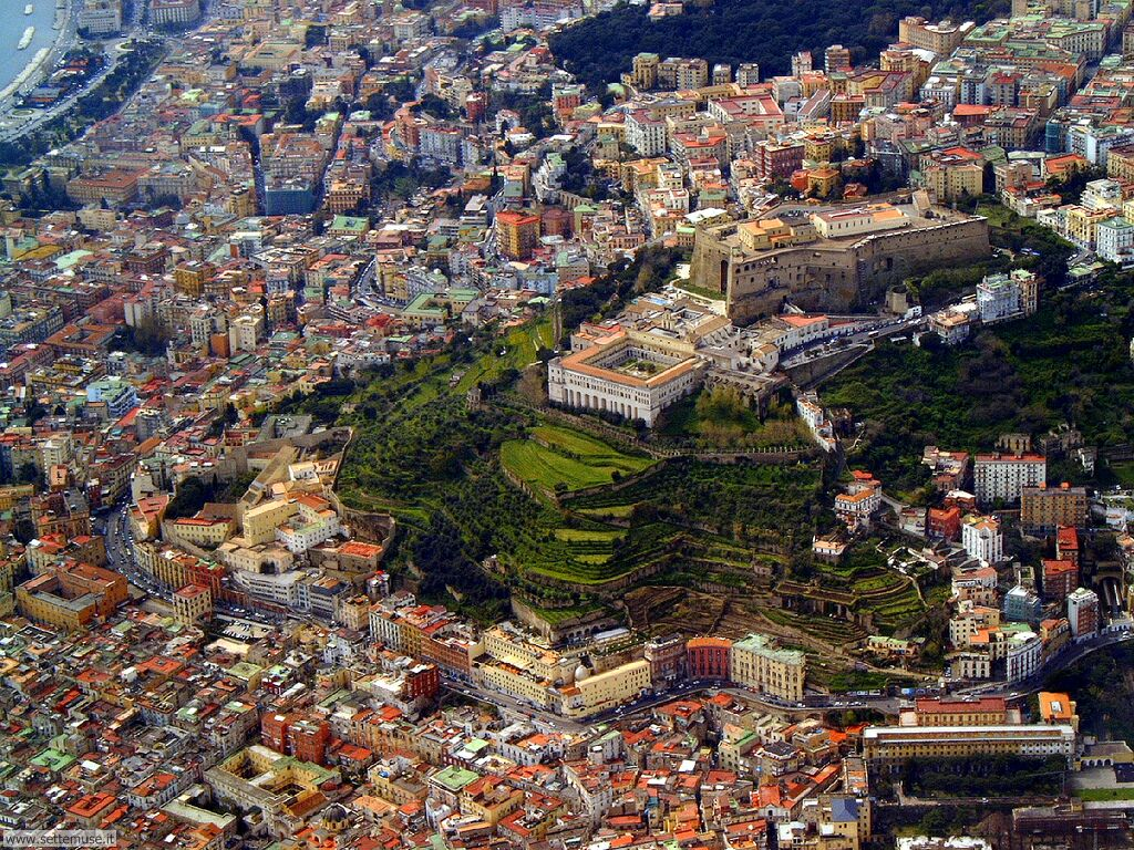 В римские времена холм был назван vomerese Paturcium