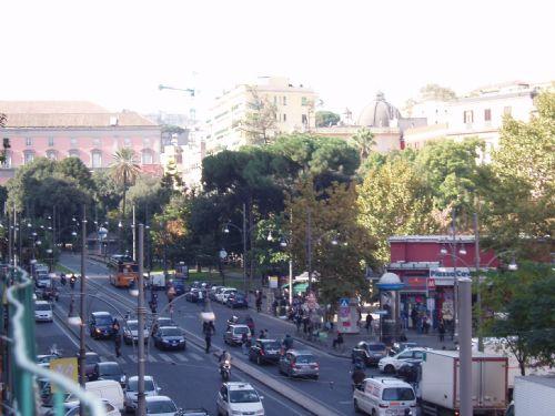 Площадь Кавор - Piazza Cavour