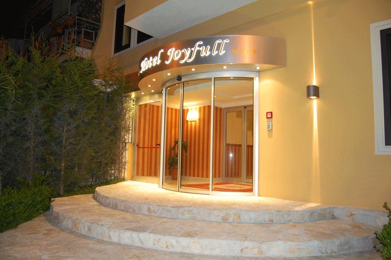 трехзвездочный отель Joyfull