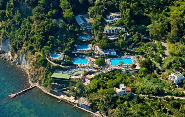 Лечебные курорты острова Искья