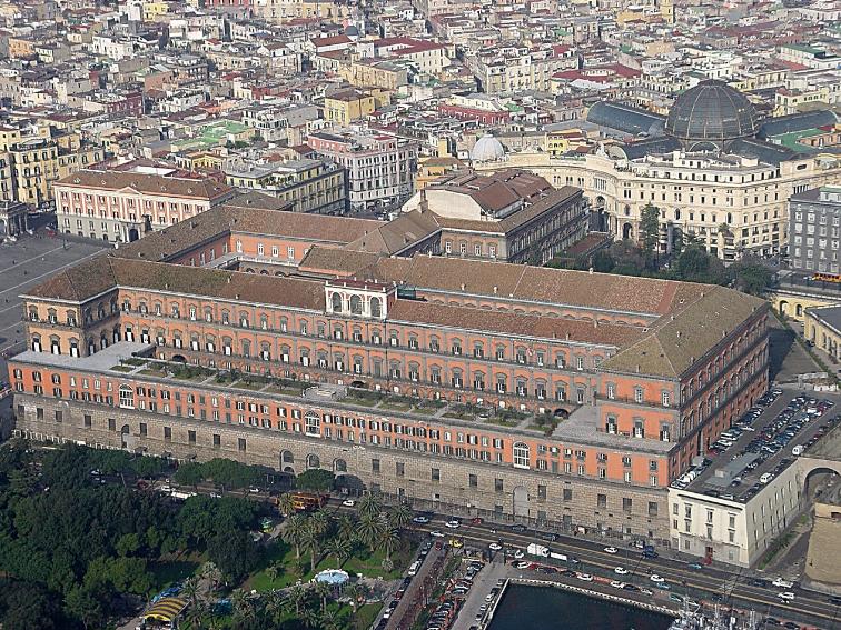 Королевский дворец - il Palazzo Reale