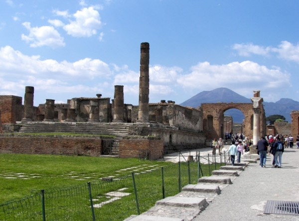 Помпея, Геркуланум, Оплонтия и Стабия