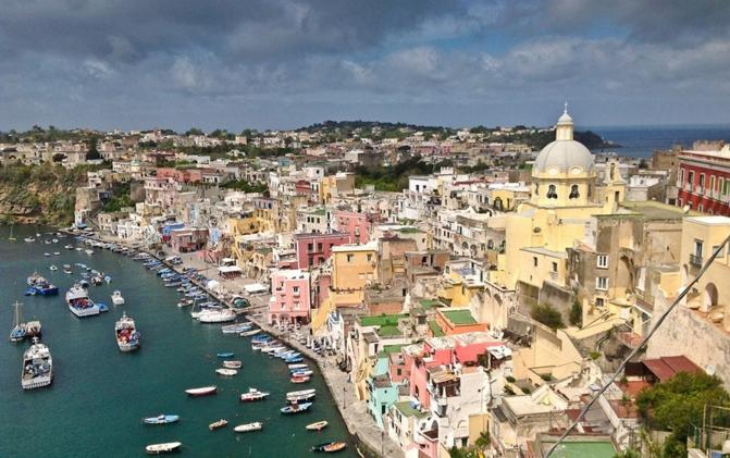 Искья - изумрудный остров в Неаполитанском заливе