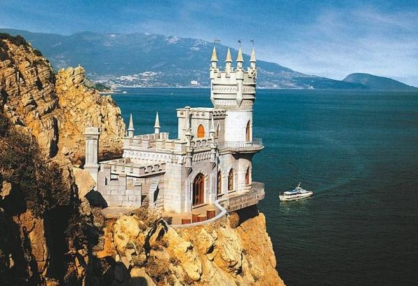 Достопримечательности Крыма: архитектура полуострова