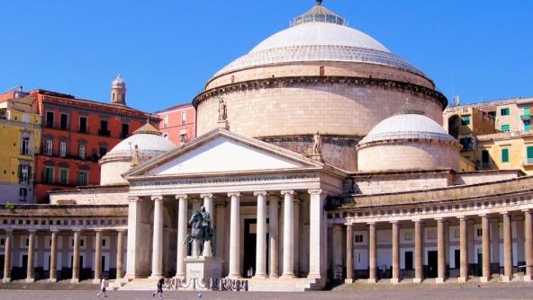 Базилика Святого Франческо ди Паола, Неаполь