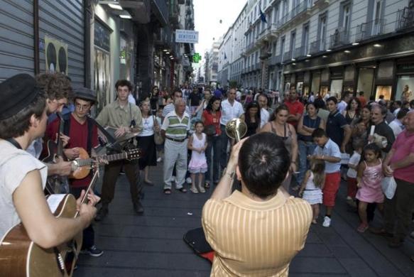 Неаполь – город творческих людей