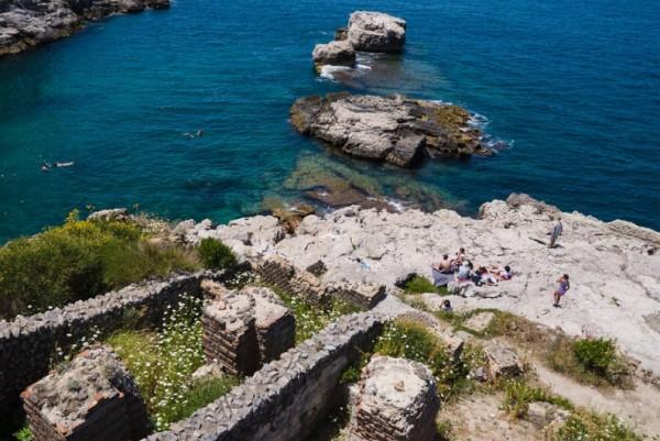 Наиболее древние руины Сорренто датированы 600 г. до н.э