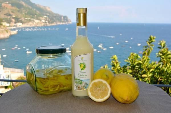 Лимоны на острове очень распространены