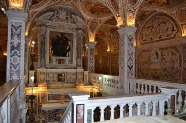 Кафедральный собор и храм святого Матвея, Салерно