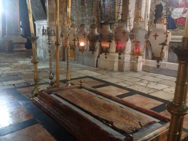Наша туристическая компания имеет Благословение на нашу деятельность Патриархом Святого Града Иерусалима