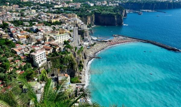 Сорренто – одно из самых живописных мест в Италии