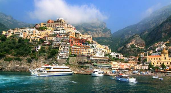 Амальфитанское побережье - жемчужина юга Италии - обзор Италии Амальфитанское побережье - жемчужина юга Италии