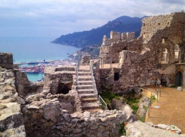 Салерно – город-порт и в то же время исторический и культурный центр