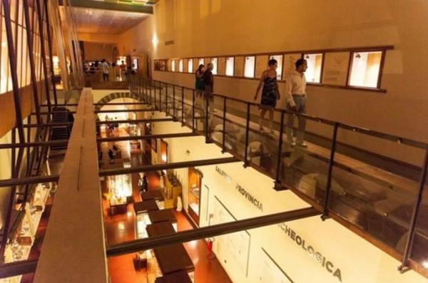 В Салерно можно побывать в археологическом музее