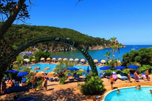 Остров Искья известен как прекрасное место для отдыха
