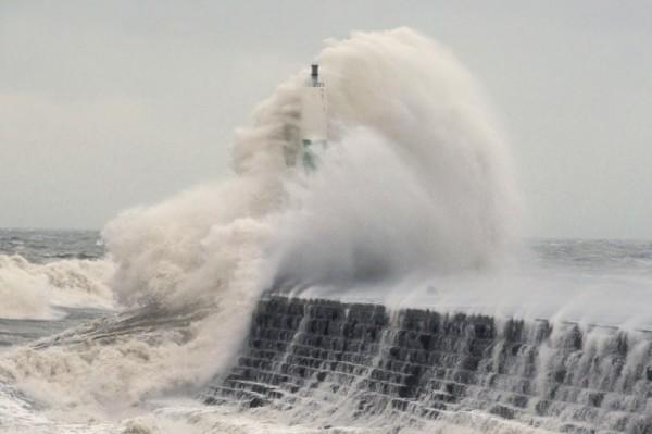 Сильный шторм в �талии уже достиг берегов Сицилии