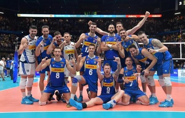 Волейбол: Шестая победа подряд итальянской дружины