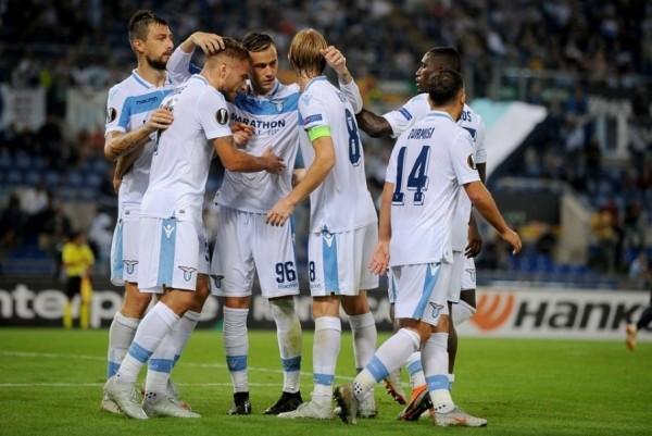 Футбольные клубы �талии: Лацио – Аполлон 2:1