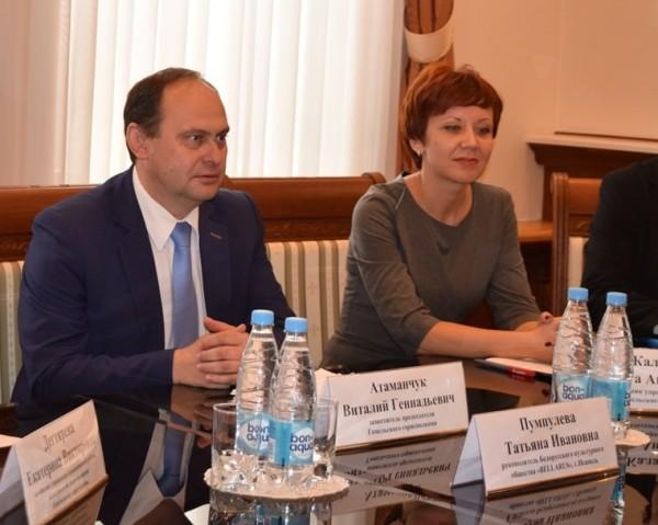руководитель Белорусского культурного общества Bellarus