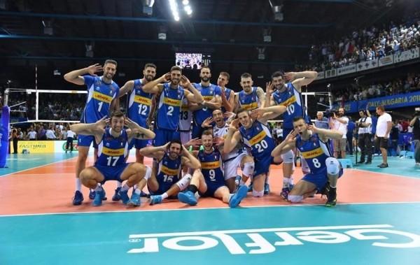 Волейбол: из Флоренции в Милан сборная �талии