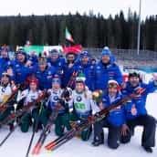 «Белый цирк» дарит любителям спорта Италии очередную победу и медали
