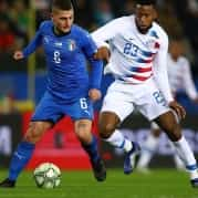 Победное завершение сезона сборной Италии в компенсированное время