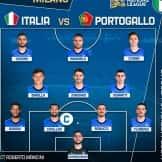 Сборная Италии играет весело и красиво, но голов то нет