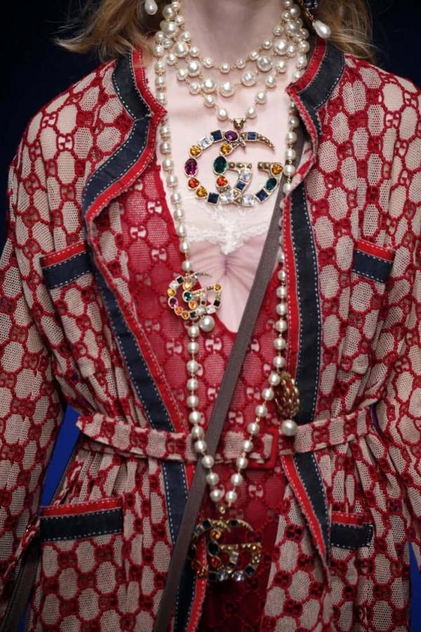 Gucci выпустит свою первую коллекцию высокого ювелирного искусства