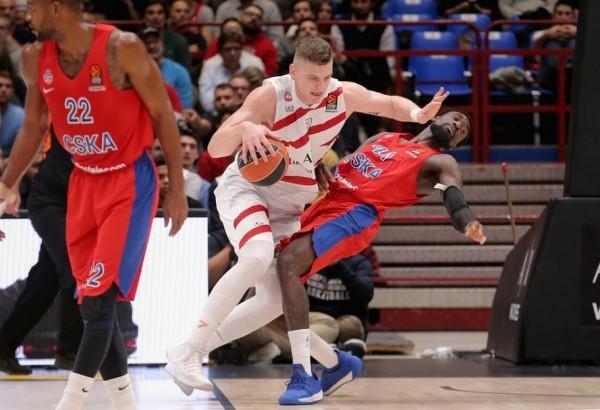 Баскетбол �талии: литовский центровой Артурас Гудайтис